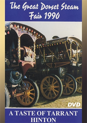 The Great Dorset Steam Fair 1990 DVD